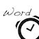 Word Alarm