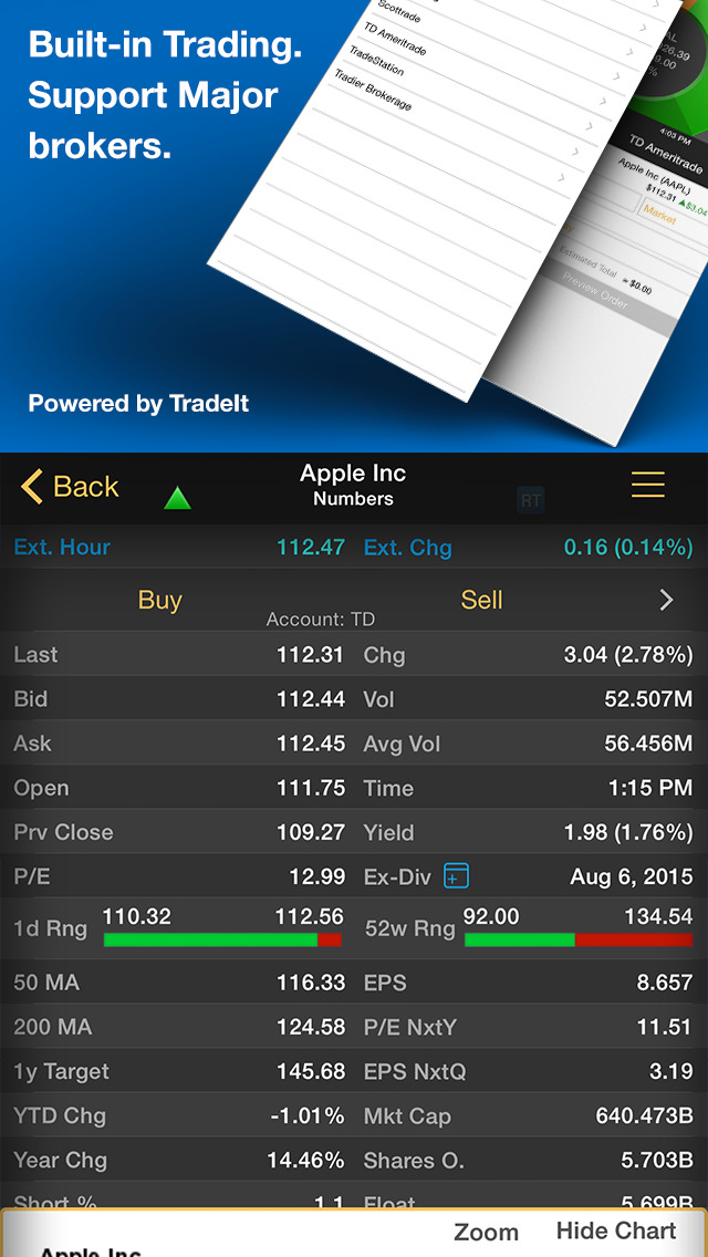 stock and market portfolio Create and track your investment portfolio or stock watch list, maintain transaction history and current holdings, and get individual portfolio charting on google finance.