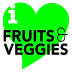 i Heart Fruits and Veggies HD - Fruit and Vegetable Nutrition Tracker