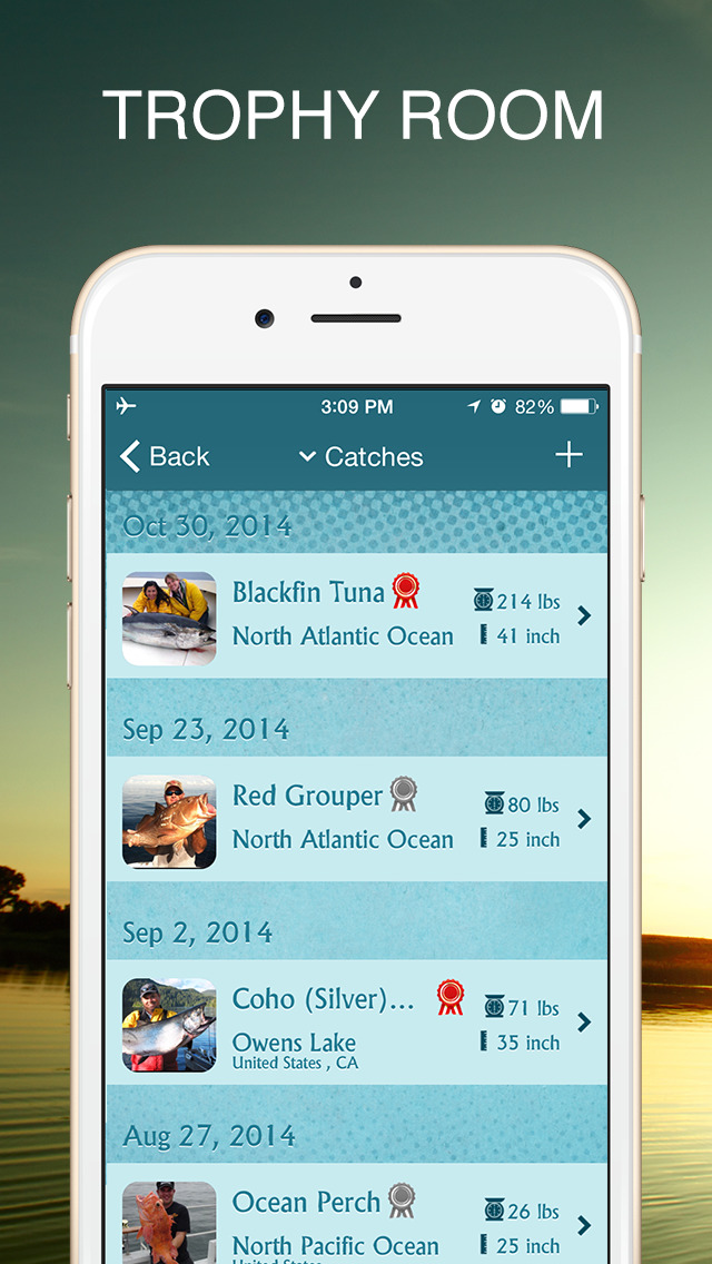 Iphone giveaway of the day fishbox for Best fishing apps for iphone