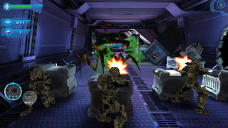 """Starship Troopers: Invasion """"Mobile Infantry"""""""