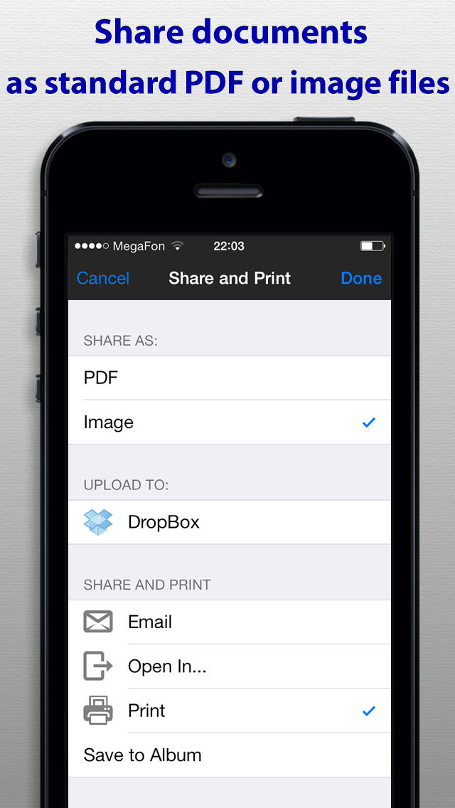Iphone giveaway of the day sharpscan pro for Documents no iphone