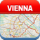 Vienna Offline Map - City Metro Airport