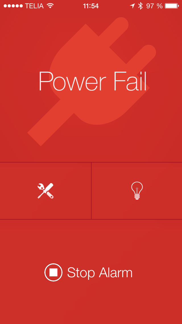 Power Outage App Iphone