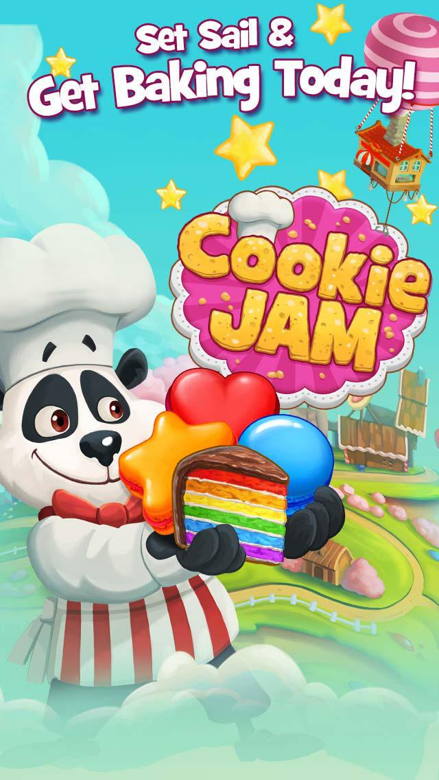 Scaricare cookie jam