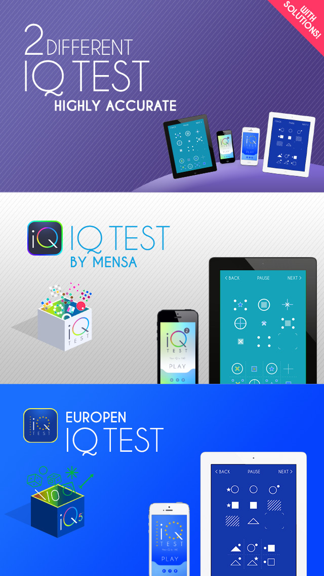 iPhone Giveaway of the Day - IQ Test - What's my IQ?