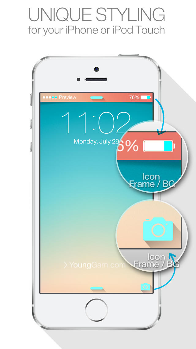 Iphone Giveaway Of The Day Status Themes Pro