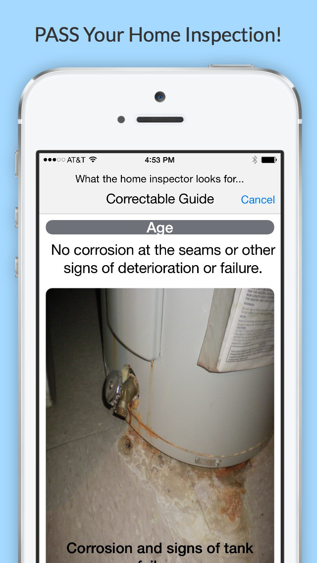 iphone giveaway of the day home inspection ready