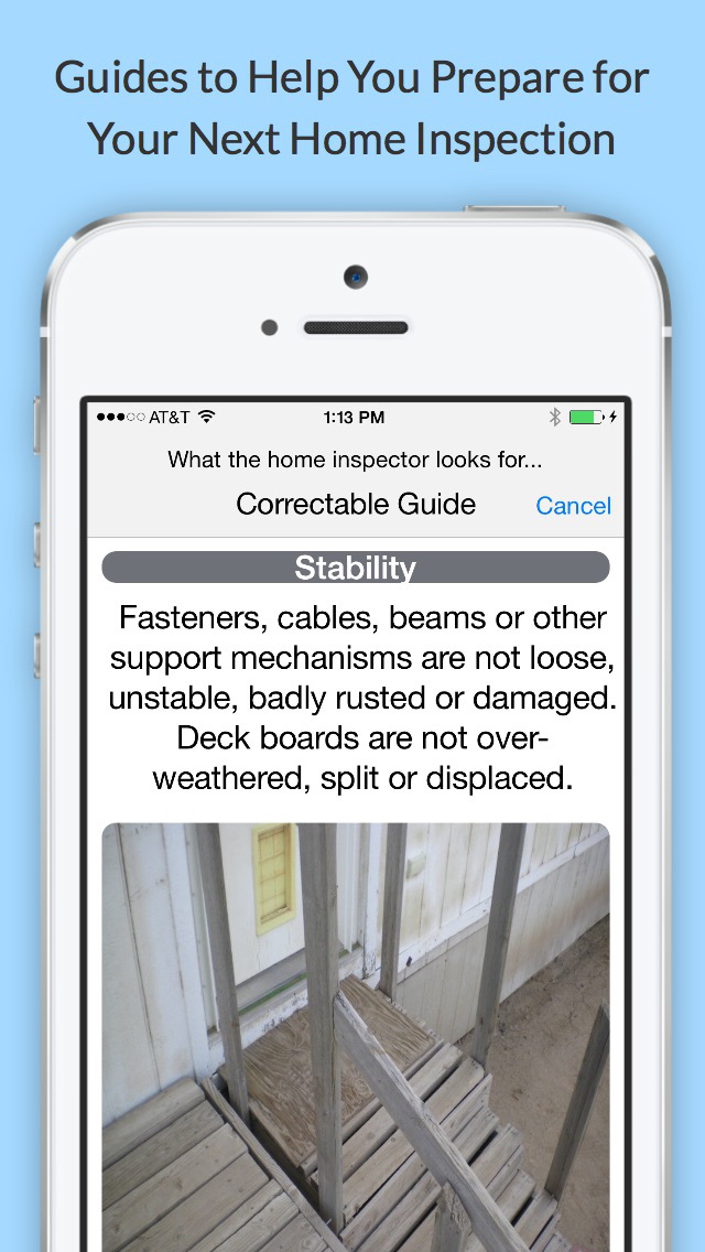 Iphone giveaway of the day home inspection ready for Home inspection tips