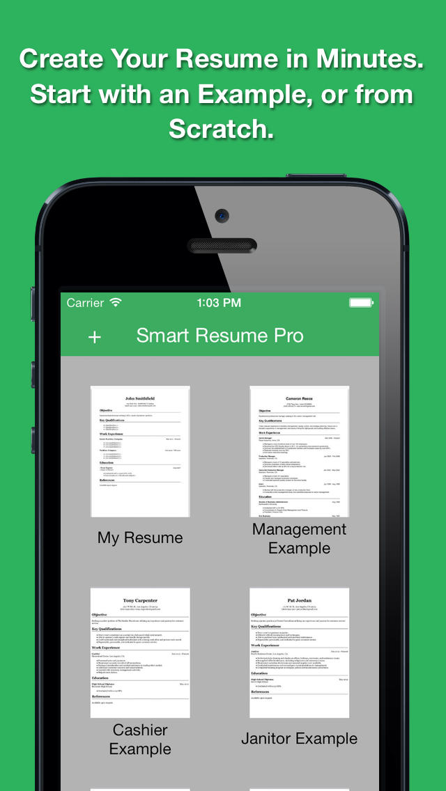 iphone giveaway of the day smart resume pro resume designer and