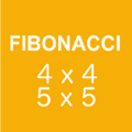 Fibonacci Game - Impossible 2048