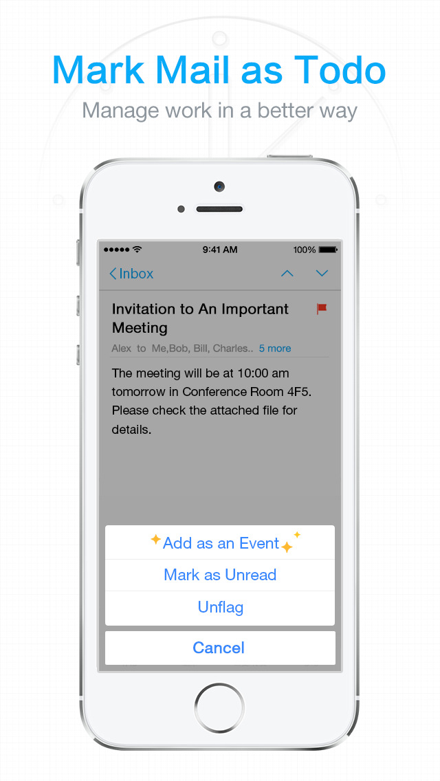 iPhone Giveaway of the Day - Mail Master Pro - by NetEase