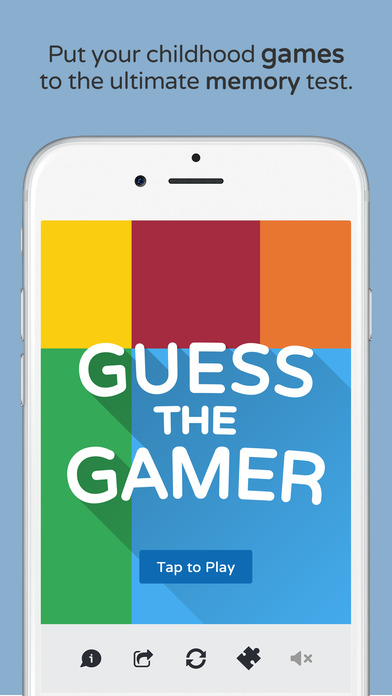 iPhone Giveaway of the Day - Guess the Gamer